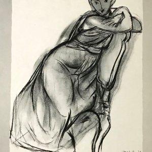 Henri Matisse Heliogravure 2, Revue Verve 1938