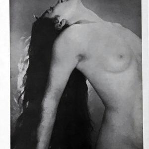 Man Ray  Phhotogravure Nude 3, Verve Revue Artistique 1939 , Modern Photography