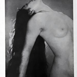 Man Ray, Photogravure Nude 3, Verve 1939