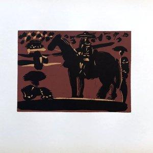 Pablo Picasso 39, Linogravures Picador 1962