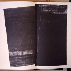 Hans Hartung , Pencil Signed & numbered Original Lithograph 13, Farandole  1971, Abstract