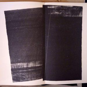 Hans Hartung Lithograph Farandole 13, Signed & numbered 1971