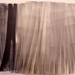 Hans Hartung, Pencil Signed & numbered Original Lithograph 1, Farandole 1971