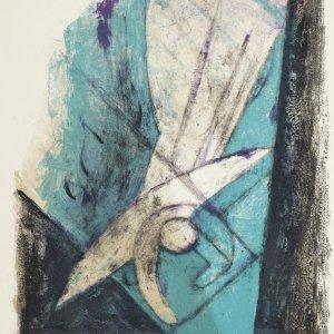 Rufino Tamayo, Original Lithograph 13, Apocalypse of Saint John
