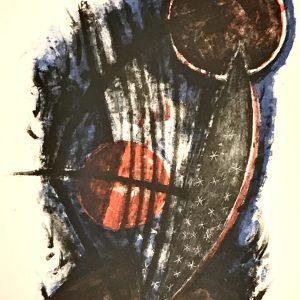 Rufino Tamayo, Original Lithograph 4, Apocalypse of Saint John