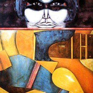 Richard Lindner Poster Exposition ,  1982,  Mid-century modern, Contemporary