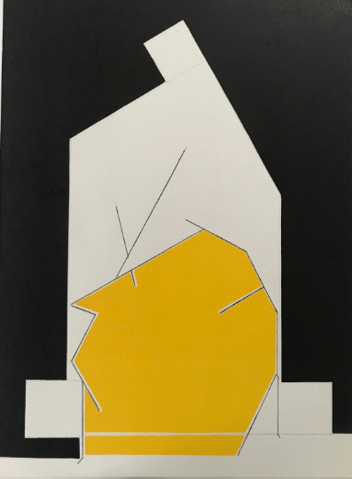 Pablo Palazuelo, Original Lithograph, DM08184, Derriere le Miroir 1970