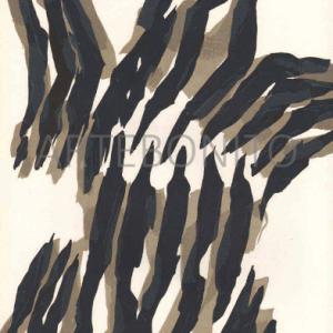 Ubac, Original Lithograph DM03142, DLM 1964