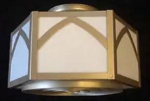 Ceiling-mount fixture