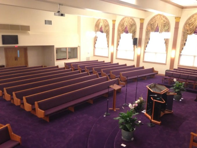 Church restoration renovations artech church interiors for Interior design 06877