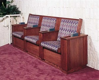 Temple Adath Bema Chairs