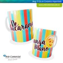 Mug De Bucaramanga Mano_logo