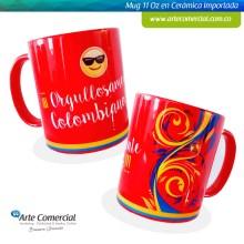 Mug Orgullosamente Colombiano_logo