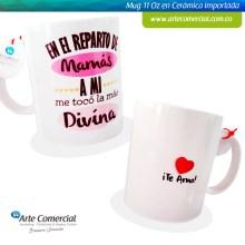 Mug Reparto de Mamas_logo