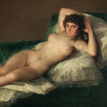 ArteCompacto: La maja desnuda