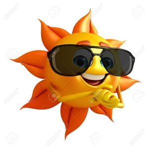 AC-Sol com óculos