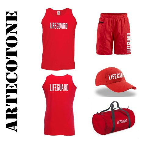 Kit lifeguard basic