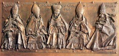 Descargar los documentos del Concilio Vaticano II