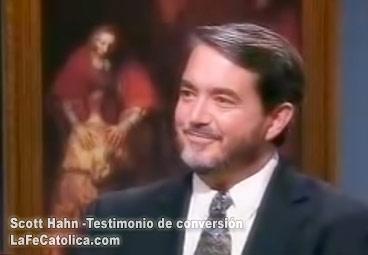 Scott Hahn, teólogo y pastor presbiteriano convertido a la fe Católica