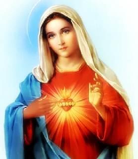 Consagración de Nuestra Vida al Corazón Inmaculado de María
