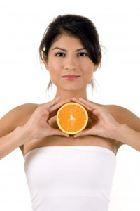 Jugo de Naranja, Piña y Berro para Combatir Obesidad o Sobrepeso