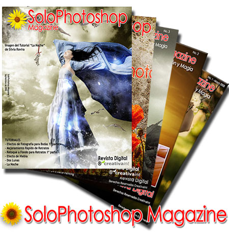 Revista SoloPhotoshop Magazine