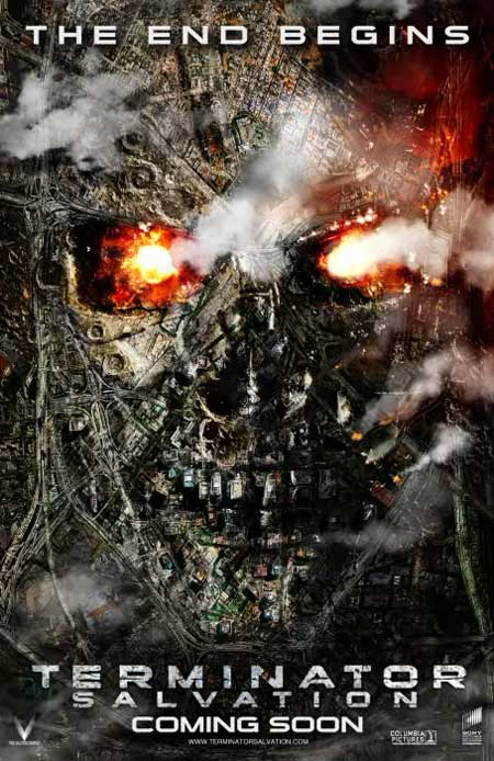 Terminator Salvation, May 2009