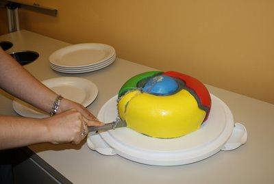 Chrome cumple 1 año