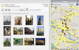 Geotag de Google Maps en Picasa
