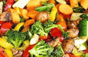 Tips para cocer vegetales