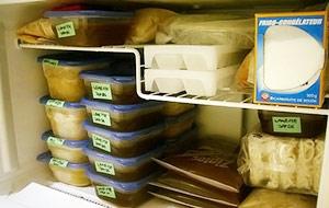Precauciones para refrigerar los alimentos