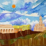 Balacco Francesca - Schivenoglia tra cielo e terra