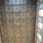 Sant'Apollinare nuovo - soffitto