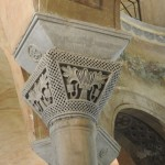Basilica di San Vitale - capitello con pulvino