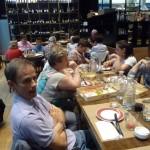 Il nostro gruppo al ristorante Mariani Lifestyle