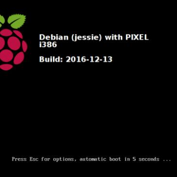 PIXEL, o Linux do Raspberry Pi ganha versão compatível com PC e Mac