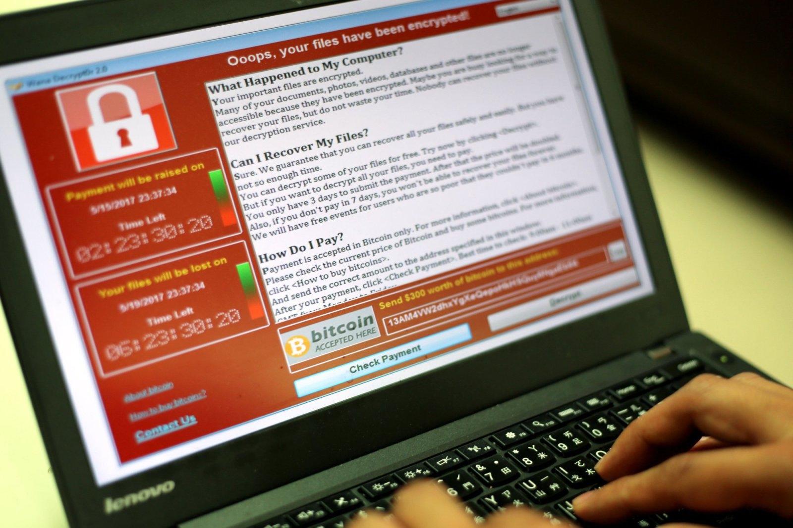 'WannaCry' ransomware evolui apesar das tentativas de Elimina-lo