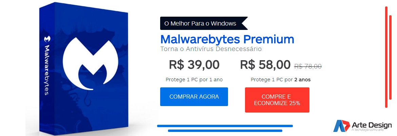 Malwarebyte Premium - Oferta Limitada