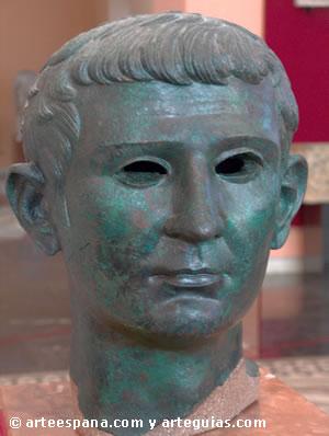 Retrato de Tiberio