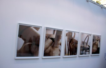Sarah Lucas, Sadie Coles gallery , London