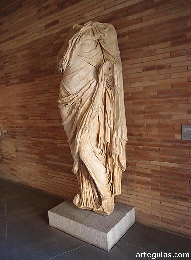 Mérida ha conservado un legado de arquitectura y escultura romanas de primera magnitud en Europa