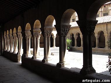 Claustro de San Pedro el Viejo de Huesca