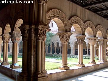 Claustro de la Catedral de Tudela