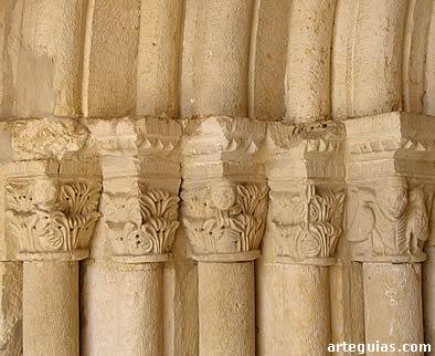 Columnas de esta puerta
