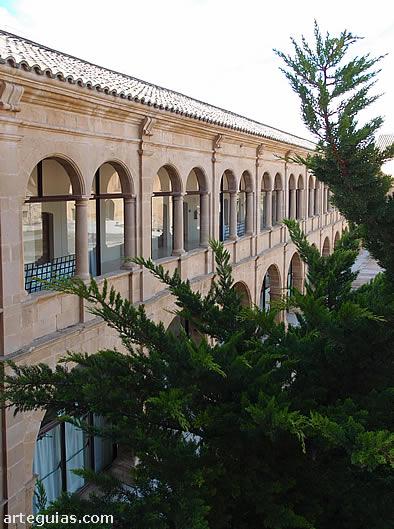 Galería de la Plaza de San Pedro