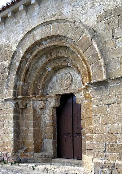 EL Conjunto Monumental de EL Frago, Zaragoza está protagonizado por el románico