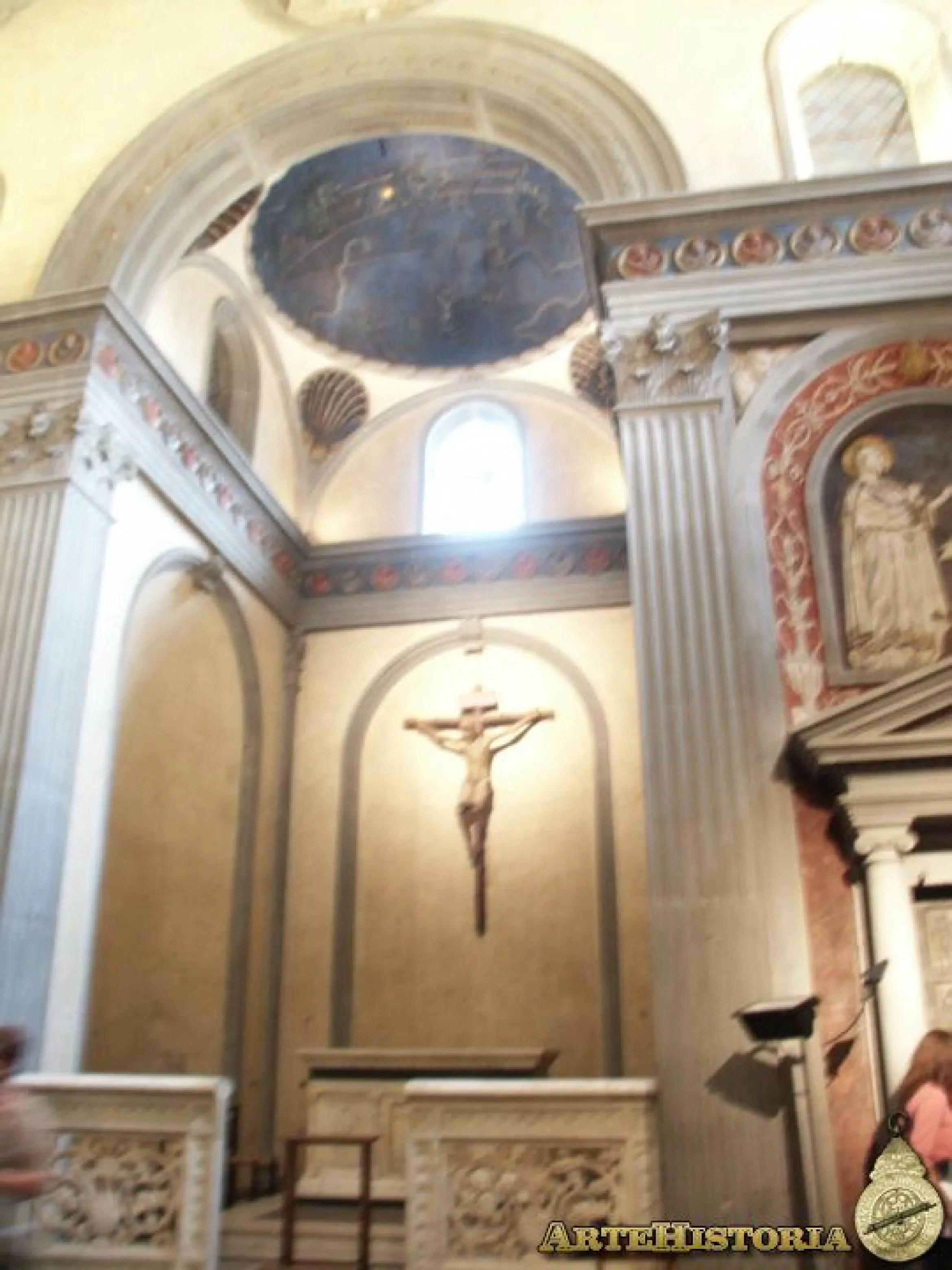 Iglesia De San Lorenzo Florencia Sacrista Vieja