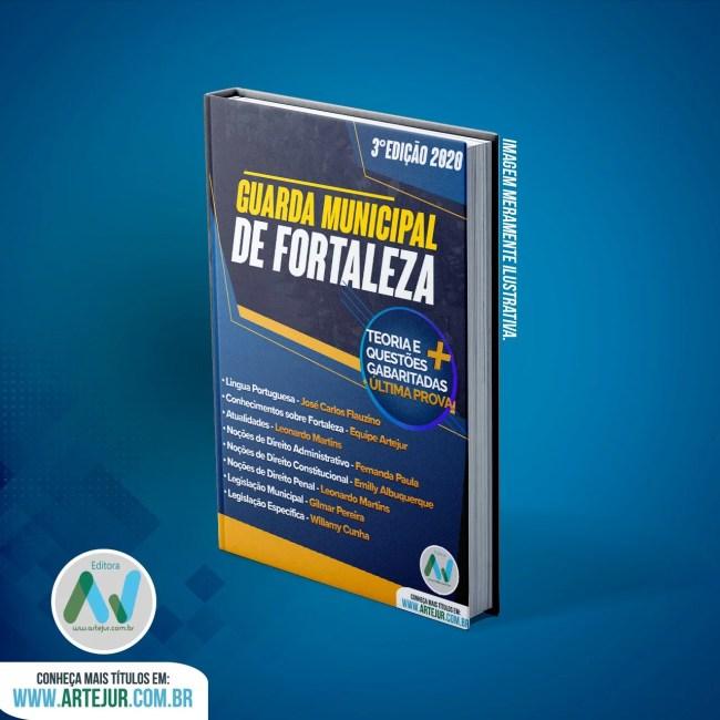 Guarda Municipal De Fortaleza – Preparatória – 3ª Ed – 2020