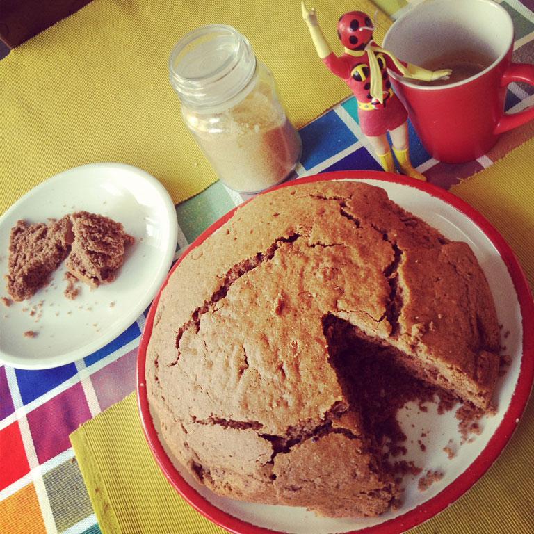 torta alle nocciole e cioccolato (requiem per un nocciolo domestico)