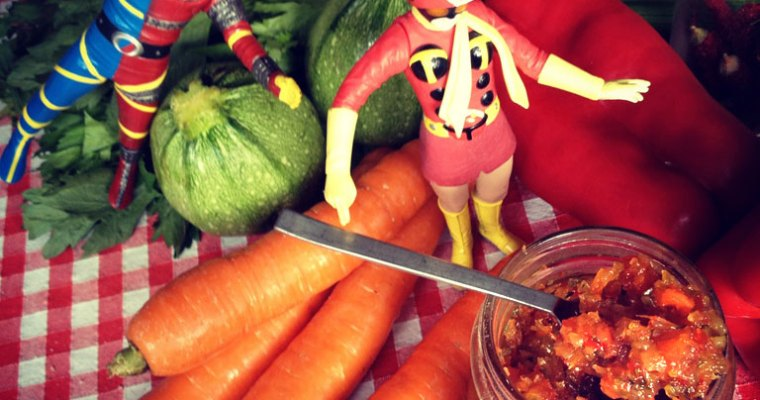 marmellata di verdura?!
